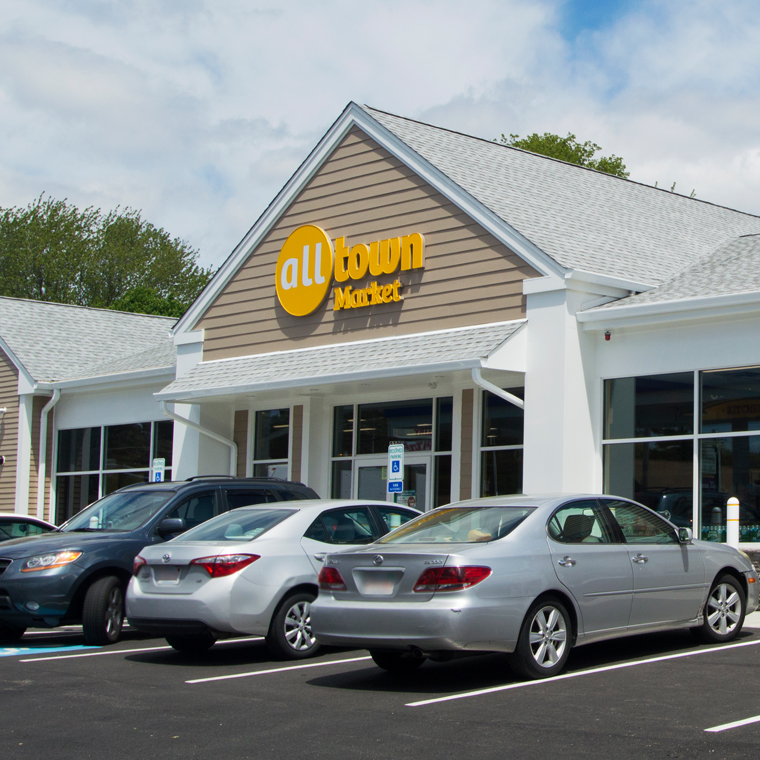 Store #825: Alltown New Canaan, CT